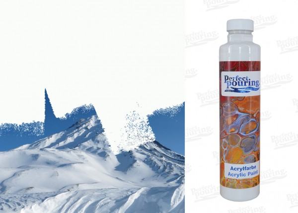 Acrylfarbe - 750 ml