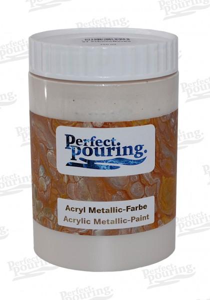 Acryl Metallic-Farbe - 750 ml