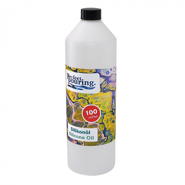 Silikonöl - 1 Liter, 100 mPas
