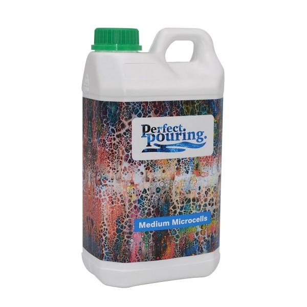 Pouring Medium Microcells - 2,5 Liter