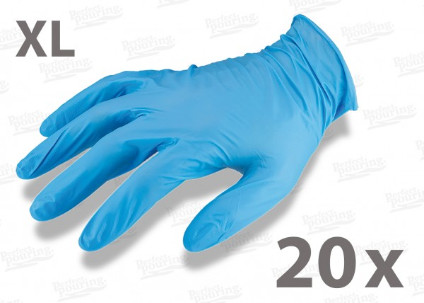 Einweghandschuhe - Größe XL, 20er Pack