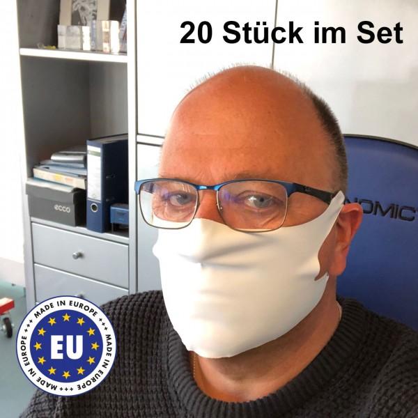 Gesichtsschutz - Maske - 20 Stück