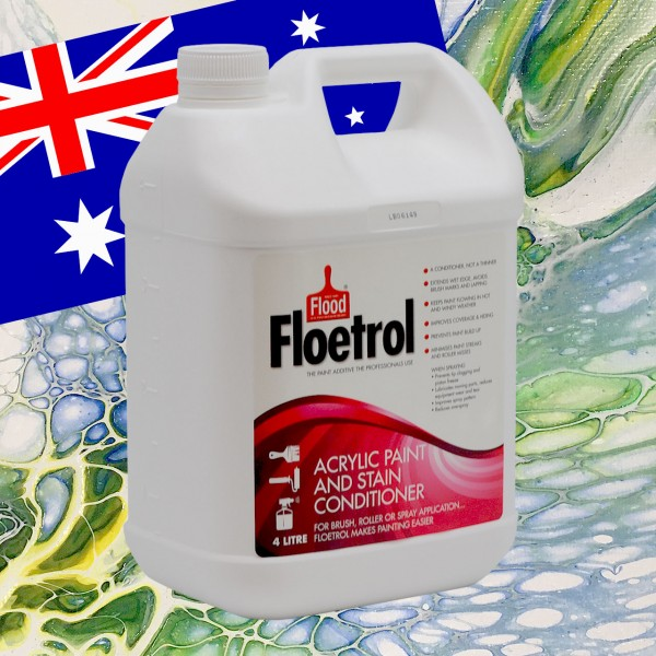 Floetrol Australien - 4 Liter - Das Original