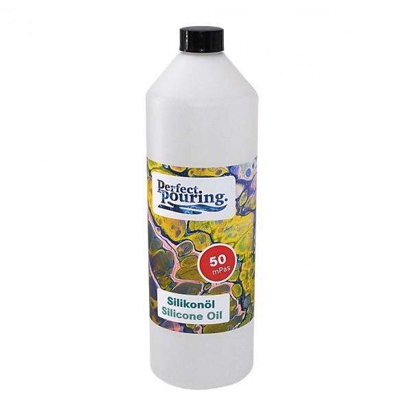 Silikonöl - 1 Liter, 50 mPas